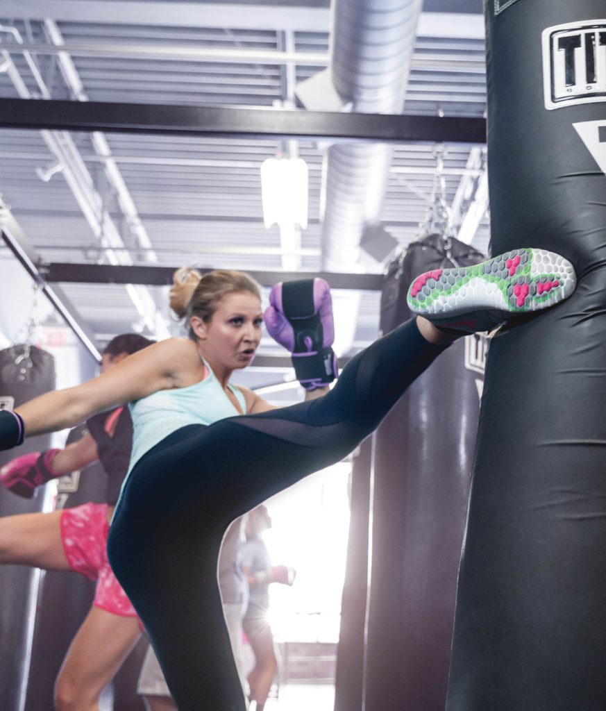 kickboxing, fitness, workout